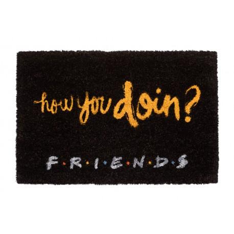 Felpudo Friends How You Doin'?