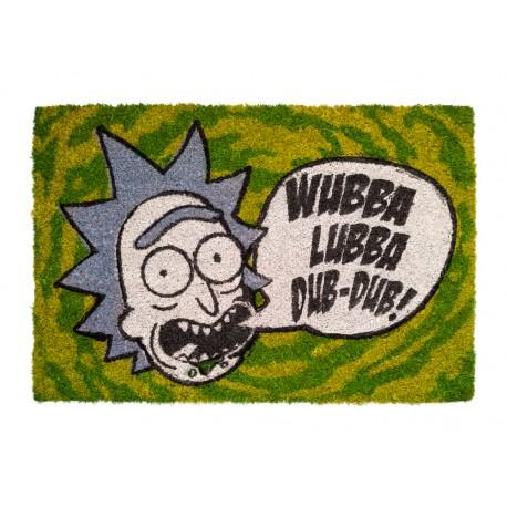 Felpudo Rick & Morty Wubba Lubba