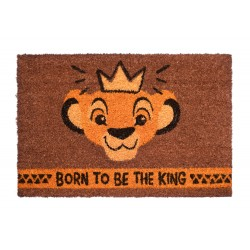 Felpudo Disney El Rey Leon Born To Be The King