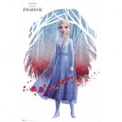 Poster Disney Frozen Elsa