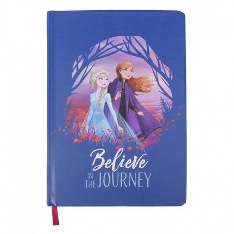 Cuaderno A5 Disney Frozen 2 Viaje