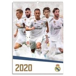 Calendario A3 2020 Real Madrid Grupo
