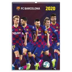 Calendario A3 2020 Fc Barcelona Grupo
