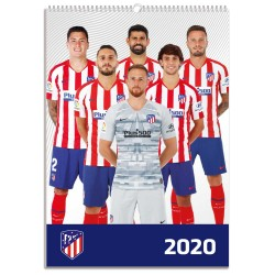 Calendario A3 2020 Atletico De Madrid Grupo