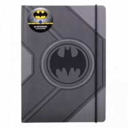 Cuaderno A5 Dc Comics Batman Logo