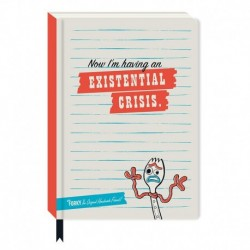 Cuaderno A5 Disney Toy Story Forky
