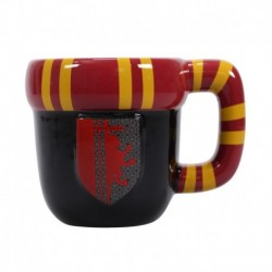 Taza 3D Harry Potter Gryffindor