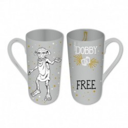 Taza Latte Termocolora Harry Potter Dobby