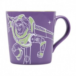Taza Disney Toy Story Buzz Lightyear