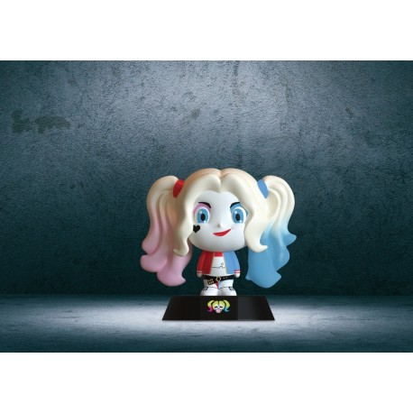 Mini Lampara Dc Comics Modern Harley Quinn 3D