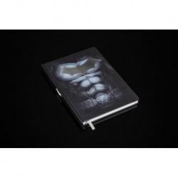 Cuaderno A5 Tapa De Metal Dc Comics Batman