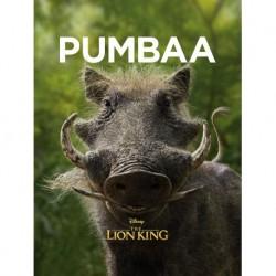 Print 30X40 Cm Disney El Rey Leon Pumbaa