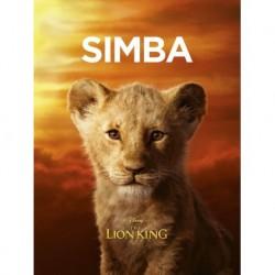 Print 30X40 Cm Disney El Rey Leon Baby Simba