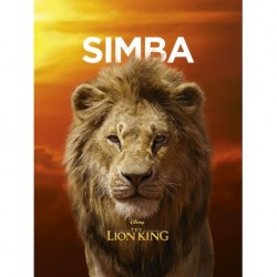 Print 30X40 Cm Disney El Rey Leon Simba