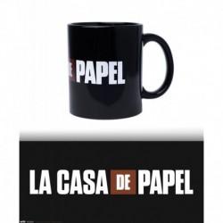 Taza La Casa De Papel Logo