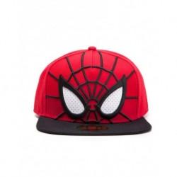 Gorra Marvel Spiderman 3D