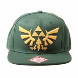 Gorra Zelda Golden Triforce