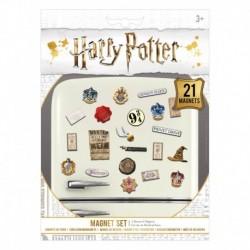 Set Imanes Harry Potter