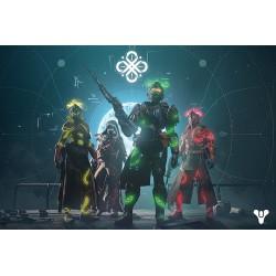 Poster Destiny Gambit