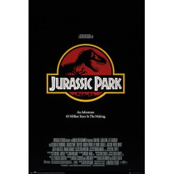 Poster Jurassic Park Classic One Sheet