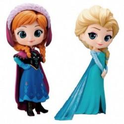 Figura Qspocket Disney Frozen Anna & Elsa