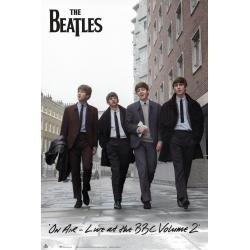 Poster Los Beatles On Air 2013