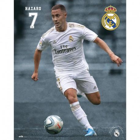Mini Poster Real Madrid 2019/2020 Hazard