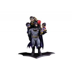 Figura Qmaster Dc Comics Batman Family