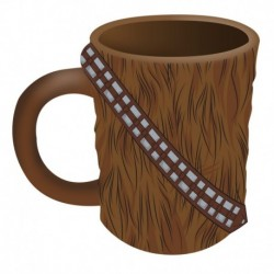 Taza 3D Star Wars Chewbacca