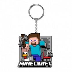 Llavero Minecraft Mobs Group