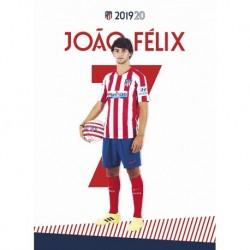 Postal Atletico De Madrid 2019/2020 Joao Felix