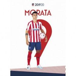 Postal Atletico De Madrid 2019/2020 Morata