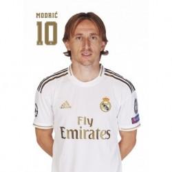 Postal Real Madrid 2019/2020 Modric Busto