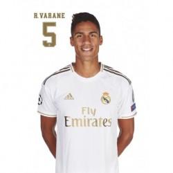 Postal Real Madrid 2019/2020 Varane Busto