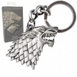 Llavero Juego De Tronos Stark