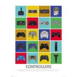 Print 30X40 Cm Controllers