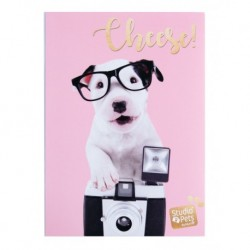 Album Foto Soft 36 Bolsillos 10X15Cm Studio Pets Dog Charlie