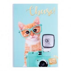 Album Foto Soft 36 Bolsillos 10X15Cm Studio Pets Cat Rayben
