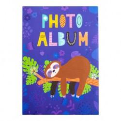Album Foto Soft 36 Bolsillos 10X15Cm Perezoso