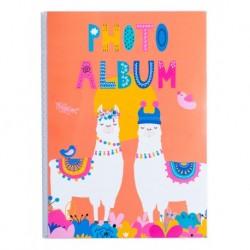 Album Foto Soft 36 Bolsillos 10X15Cm Llama