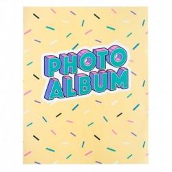 Album Foto Soft 96 Bolsillos 13X20Cm 3D 90´S