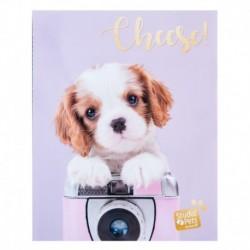 Album Foto Soft 48 Bolsillos 13X20Cm Studio Pets Dog Cava