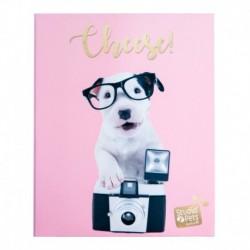 Album Foto 304 Bolsillos 13X20Cm Studio Pets Dog Charlie