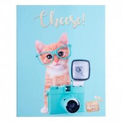 Album Foto 304 Bolsillos 13X20Cm Studio Pets Cat Rayben