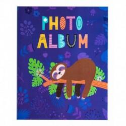 Album Foto 200 Bolsillos 13X20Cm Perezoso