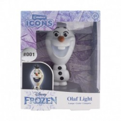 Lampara Icon Disney Frozen Olaf Icon Light