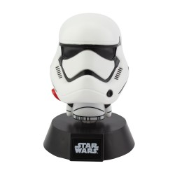 Lampara Icon Star Wars First Order Stormtrooper