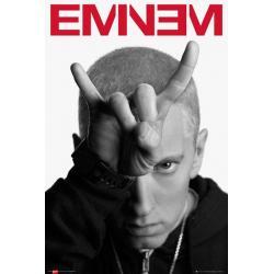 Maxi Poster Eminem Horns