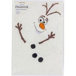 Cuaderno A5 Disney Frozen Olaf