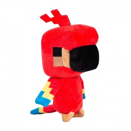 Peluche Minecraft Happy Explorer Parrot